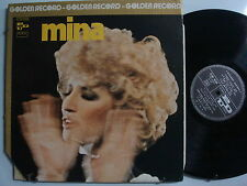 MINA Golden Record  LP PLD French Import TEXTURED
