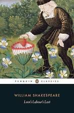 Love's Labour's Lost, William Shakespeare