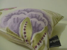 Designers Guild Amalienborg Amethyst Sanderson Silk Fabric Cushion Cover Pillow