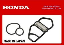 GENUINE HONDA VTEC SOLENOID GASKETS UPPER + LOWER H-SERIES H22A