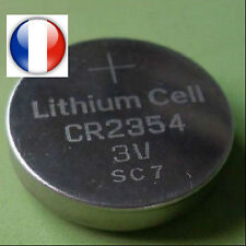 1 Button Battery CR2354 Lithium 3V BR2354 DL2354 LM2354 2354