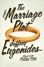 The Marriage Plot (Thorndike Press Large Print Basic Series)-ExLibrary