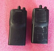 a lot of 2  KENWOOD TK-3101  UHF FM Transceiver Two-way Radio@3