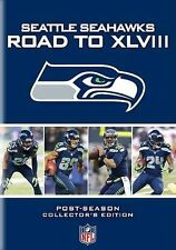 Seattle Seahawks Road to Super Bowl 48, New DVDs