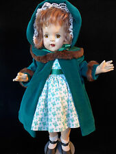 Lovely Madame Alexander Kate Greenaway Composition Doll