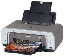 Canon PIXMA iP4200 Drucker mit neuem DK mit 10 Patr. Paypal Sofortversand!