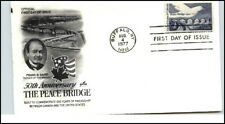 Issue 1977 Cancel BUFFALO NY 50th. A. PEACE BRIGDE USA