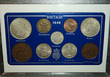1946 Vintage Coin Set 70th Birthday Birth Year Present Wedding Anniversary Gift
