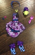 Monster High Doll Clothing, Shoes & Accessories Lot Gloom N Bloom Catrine