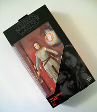 "STAR WARS The Black Series 6"" Figure Number 02 REY (JAKKU) & BB-8 B3836"