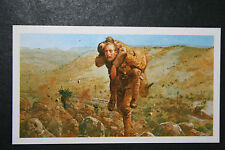 Royal Army Medical Corps    Boer War     Illustrated Card  VGC / EXC