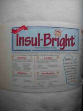 Insulbright -  Insulbrite The Warm Company 36 x 22 Insulated Batting for Pothold