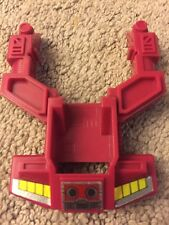 Computron Scattershot Chest Shield G1 Transformers 1987 Hasbro Action Figure