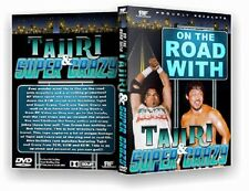 OTR: Tajiri & Super Crazy Shoot Interview Wrestling DVD WWF WWE ECW
