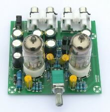 Per6J1 Valve Pre-amp Tube Pre Amplifier Board Bass on Musical Fidelity X10-D