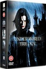 Underworld Trilogy (DVD 2009 - 3 Disc Box Set) Region 2. BRILLIANT******