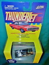 Thunderjet 500  Pontiac GTO Chrome fit Aurora Slot Car Chassis NIB