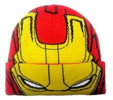 Berretta Iron Man Avengers Age of Ultron Junior Beanie Winter Hat Marvel