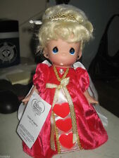 "Precious Moments Disney Queen of Hearts 9"" Doll #4189"