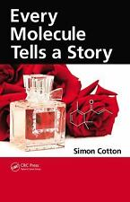 Every Molecule Tells a Story, Cotton, Simon, New Book