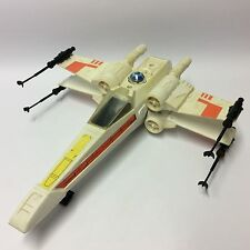 Vintage Kenner Palitoy 1970's Star Wars Vehicle - X-Wing Fighter & 100% Cannons