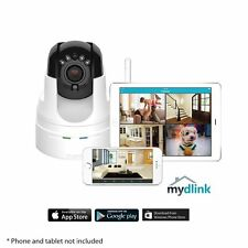 BRAND NEW D-Link HD Pan & Tilt Day Night Network Camera DCS-5222L
