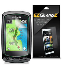 5X EZguardz Screen Protector Cover HD 5X For Garmin Approach G6 Golf GPS (Clear)