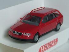 Wiking Audi A6 Avant, rot - 0130 02