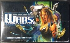 2005 Decipher War WARS Trading Card Game Nowhere To Hide Booster Box SEALED