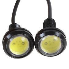 2PCS 12V 9W Eagle Eye Car LED Day Running Lights Energy Saving Car Reverse Lamps