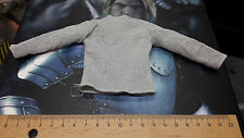 1/6 HOT MEDIEVAL TOYS WHITE SILVER CHAINMAIL WARRIOR SHIRT KNIGHT TEUTONIC WAR