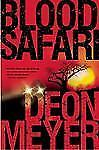 Blood Safari by K. L. Seegers and Deon Meyer (2010, Paperback) 5980