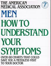 Men: How to understand your symptoms by the American Medical Association