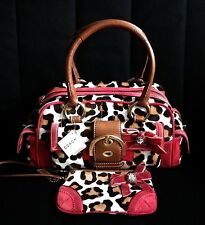 Coach Ltd Ed SOHO Ocelot Leopard Haircalf Pocket Purse Bag Satchel Wristlet Set