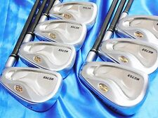 Excellent 2star HONMA BERES MG703 7pc R-Flex IRONS SET Golf Clubs 801 700 inv