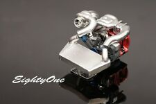 Factory81 1/24 13B Turbo Detail Engine kit (resin)
