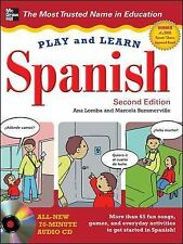 Practice Makes Perfect Spanish Pronouns Up Close (Practice Makes Perfe-ExLibrary