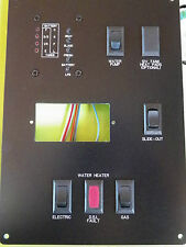 *NEW* RV KIB M1461 PANEL BOARD SLIDE OUT, WATER PUMP, TANKS, BATTERY, MOTORHOMR