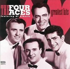 "THE FOUR ACES - ""GREATEST HITS"" featuring AL ALBERTS"