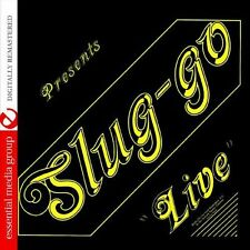 Slug-Go - Live [New CD] Manufactured On Demand