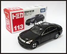 TOMICA #113 NISSAN SKYLINE 1/63 TOMY GIFT TOY CAR New Diecast Car BLACK