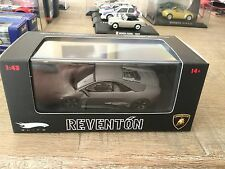 Hot Wheels Elite 1/43 Lamborghini Reventon matt grey n°5582