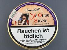Dunhill Ye Olde Signe / 50g Dose Pfeife Tabak - Vintage Neuheit 2016/2017