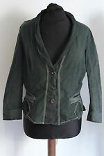 MARITHE FRANCOIS GIRBAUD 46 giacca jacket donna woman D1128
