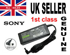 New Genuine Laptop Charger Adapter Sony VAIO VGN-AX,VGN-BX,VGN-C1,VGN-CR Series