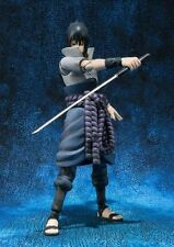 Anime Naruto Shippuuden Uchiha Sasuke PVC Action Figure Collection Toy gifts