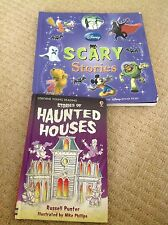 2 X Haunted / Scary Stories For Kids Good Condition