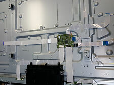 Samsung PN64H5000AFXZA T-Con board and ribbons LJ41-10367A