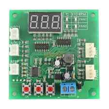 DC 12 24V 48V 2-Way 4-Wire PWM Temperature Control Computer Fan Speed Controller