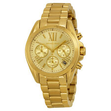 Michael Kors Bradshaw Chronograph Gold-tone Ladies Watch MK5798